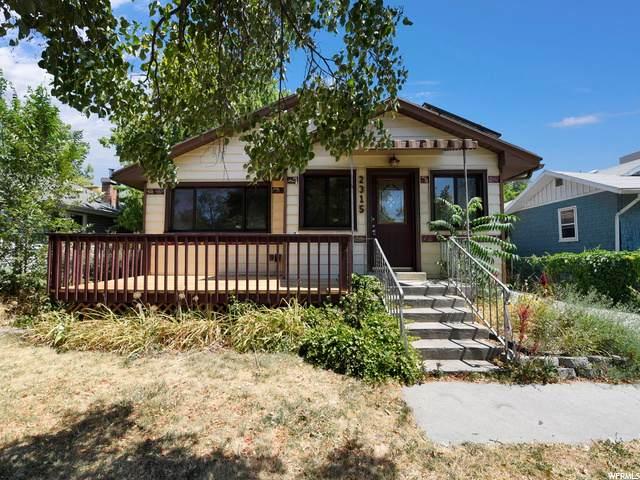 2315 S 600 E, Salt Lake City, UT 84106 (#1693013) :: Doxey Real Estate Group