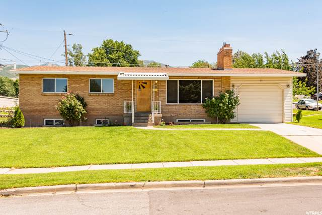 1595 S 100 E, Bountiful, UT 84010 (#1693035) :: Exit Realty Success