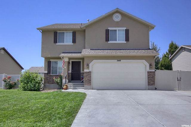 5449 S 2450 W, Roy, UT 84067 (#1693036) :: Big Key Real Estate