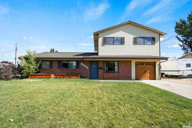 2176 W 5025 S, Roy, UT 84067 (#1693044) :: Doxey Real Estate Group