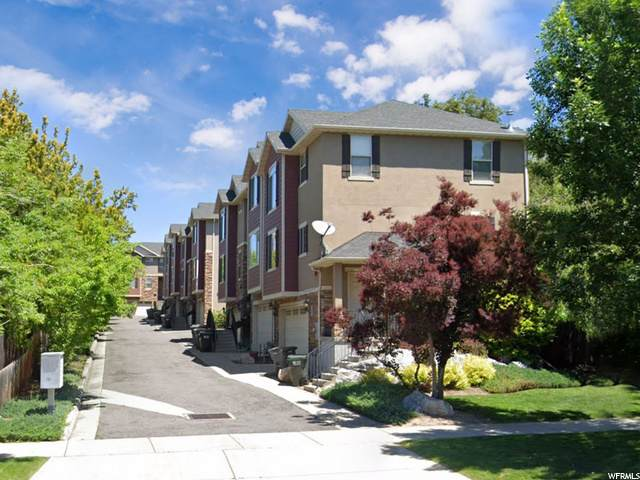 625 E 200 S #7, Salt Lake City, UT 84102 (#1693052) :: Doxey Real Estate Group