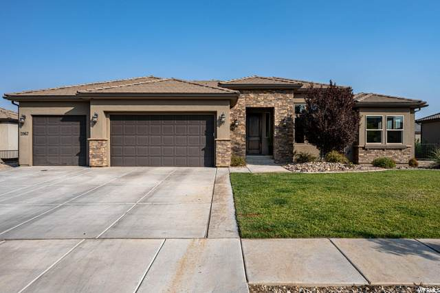 2867 E Crimson Rdg, St. George, UT 84790 (#1693072) :: Red Sign Team