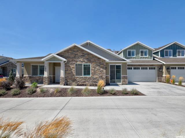 7076 W Adamo Dr, West Valley City, UT 84128 (#1693073) :: Big Key Real Estate