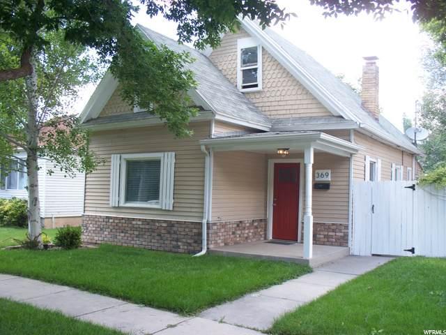 369 Roosevelt, Salt Lake City, UT 84115 (#1693080) :: Doxey Real Estate Group