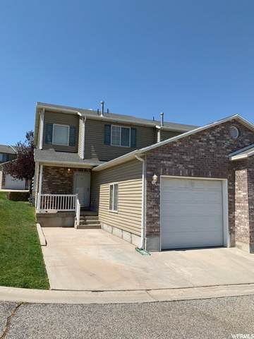 4827 S 1800 W #32, Roy, UT 84067 (#1693086) :: Big Key Real Estate