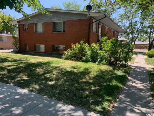 456 E Granit Ave S, South Salt Lake, UT 84115 (#1693100) :: Doxey Real Estate Group