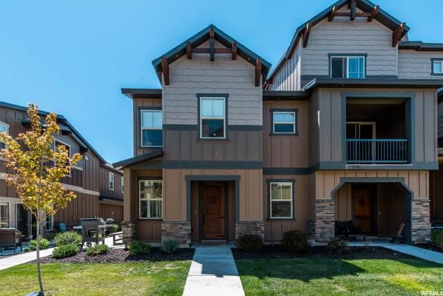 13602 N Hillclimb Ln Y1, Kamas, UT 84036 (MLS #1693107) :: Lookout Real Estate Group