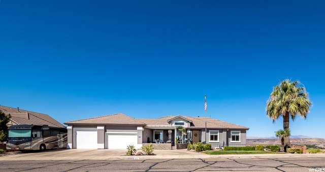 672 S Five Sisters, St. George, UT 84790 (#1693115) :: Big Key Real Estate