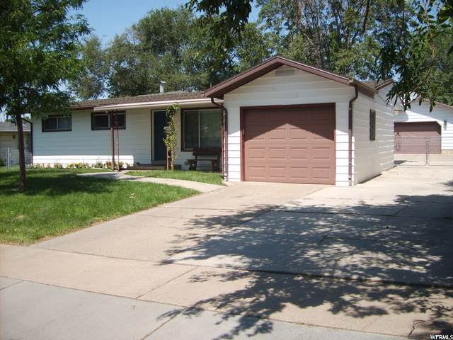 454 W 1425 N, Sunset, UT 84015 (#1693121) :: Exit Realty Success
