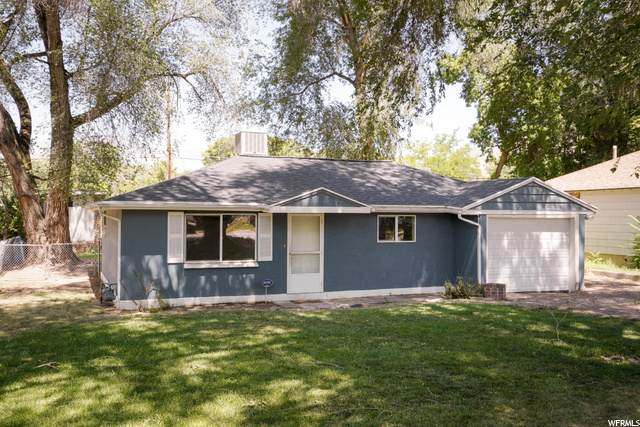 256 E 9TH S, Ogden, UT 84404 (#1693122) :: Doxey Real Estate Group
