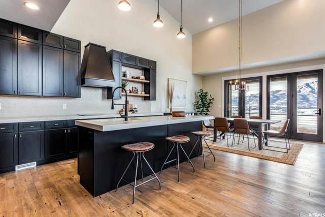 369 E Overlook Loop #21, Hideout, UT 84036 (MLS #1693146) :: High Country Properties