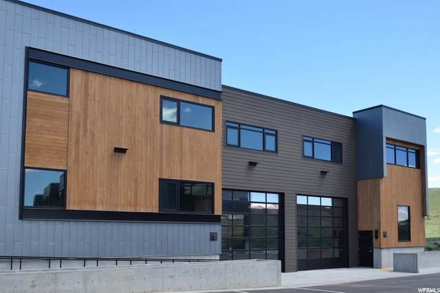 4376 Forestdale Dr #3, Park City, UT 84098 (#1693153) :: Doxey Real Estate Group