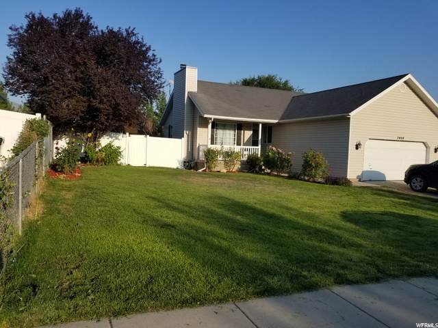 3464 S Celebration Dr, West Valley City, UT 84128 (#1693154) :: Doxey Real Estate Group