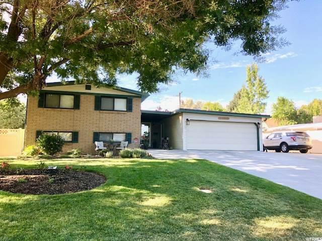 1182 E Hemingway Dr, Salt Lake City, UT 84121 (#1693158) :: Doxey Real Estate Group