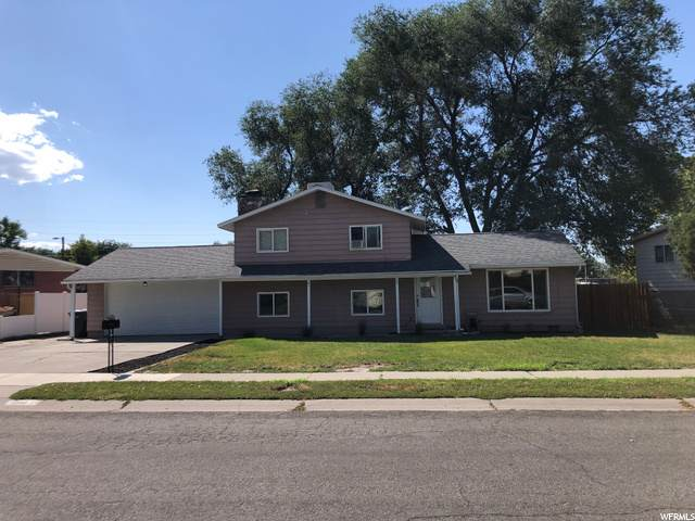 3868 S Hallmark Drive W, West Valley City, UT 84119 (#1693161) :: Powder Mountain Realty