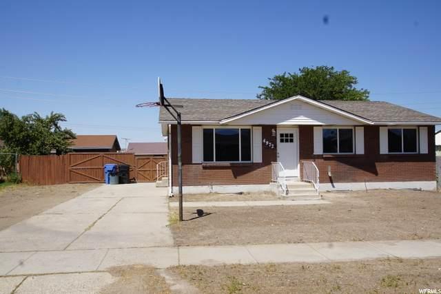 4972 W Silvertip Pav S, Kearns, UT 84118 (#1693162) :: Doxey Real Estate Group