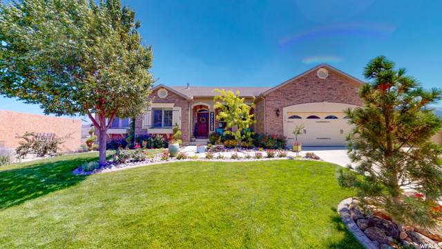 1087 S Valley View Dr, Santaquin, UT 84655 (#1693176) :: Big Key Real Estate
