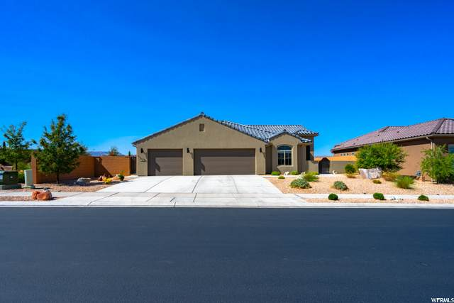 1163 W Blue Wren Dr, St. George, UT 84790 (#1693179) :: Red Sign Team