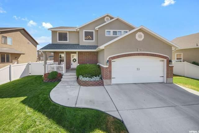 722 N Braemar Way, Saratoga Springs, UT 84045 (#1693180) :: Doxey Real Estate Group