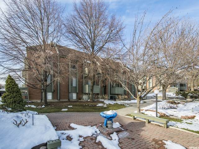 1168 S Foothill Dr #614, Salt Lake City, UT 84108 (#1693181) :: Doxey Real Estate Group