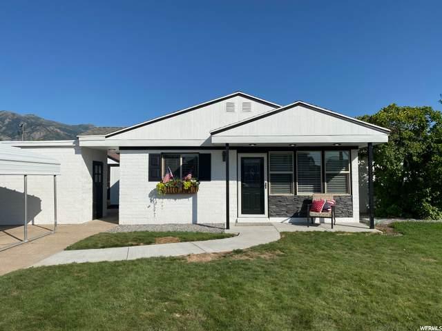 880 Sherwood Dr, Layton, UT 84041 (#1693182) :: Doxey Real Estate Group