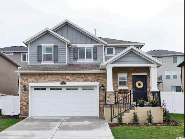 222 E Hillcrest Way, North Salt Lake, UT 84054 (#1693183) :: Doxey Real Estate Group