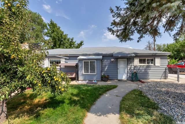 5145 S 4620 W, Salt Lake City, UT 84118 (#1693191) :: Colemere Realty Associates