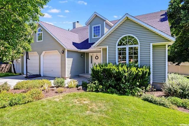 1618 E Richins Rd S, Draper, UT 84020 (#1693223) :: Bustos Real Estate   Keller Williams Utah Realtors