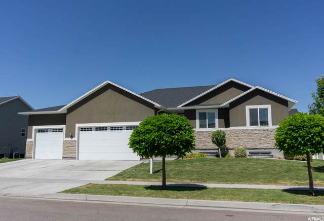 722 W Mulberry St, Stansbury Park, UT 84074 (#1693241) :: Red Sign Team