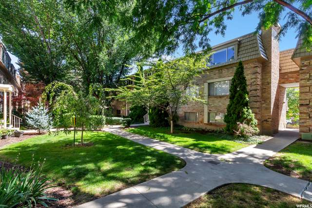 2220 E Murray Holladay Rd S #115, Holladay, UT 84117 (#1693248) :: Colemere Realty Associates