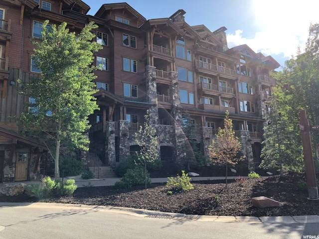 8777 Marsac Ave #401, Park City, UT 84060 (#1693249) :: Exit Realty Success