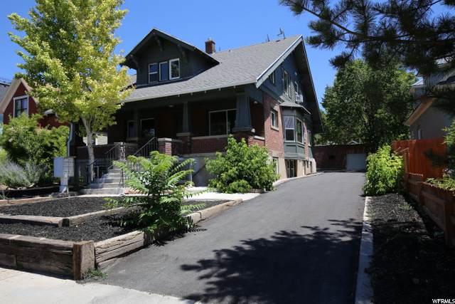 1375 S 900 E, Salt Lake City, UT 84105 (#1693259) :: Powder Mountain Realty