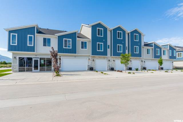 1834 N 300 E #63, North Ogden, UT 84414 (#1693261) :: Colemere Realty Associates
