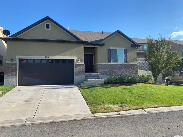 6965 W Burning Sky Ct, West Jordan, UT 84081 (#1693262) :: Exit Realty Success