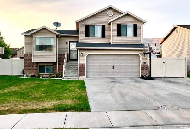 560 Ridge Pl Dr, Ogden, UT 84404 (#1693271) :: Utah Best Real Estate Team | Century 21 Everest