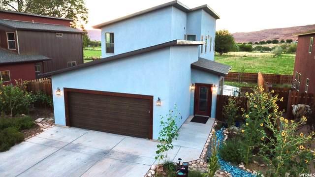 1087 Bonita St, Moab, UT 84532 (#1693278) :: Utah Best Real Estate Team | Century 21 Everest