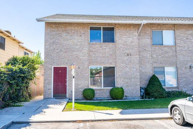 203 N Geneva Rd #5, Provo, UT 84601 (#1693284) :: Big Key Real Estate