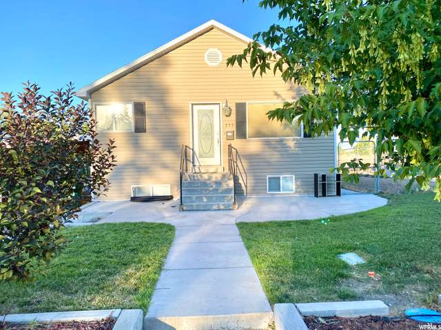 235 S 100 E, Vernal, UT 84078 (#1693290) :: Exit Realty Success