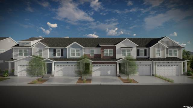 5138 W Keegan Dr #306, Herriman, UT 84096 (#1693325) :: The Fields Team
