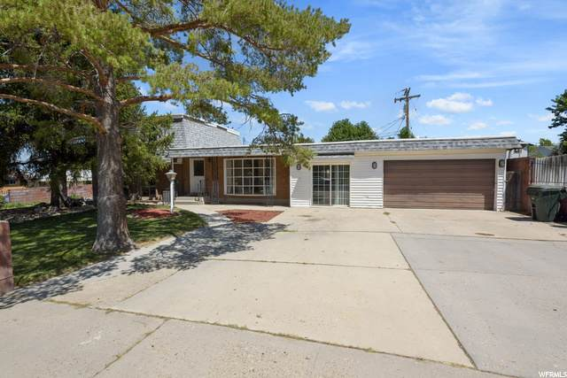3795 S 6350 W, West Valley City, UT 84128 (#1693362) :: Colemere Realty Associates