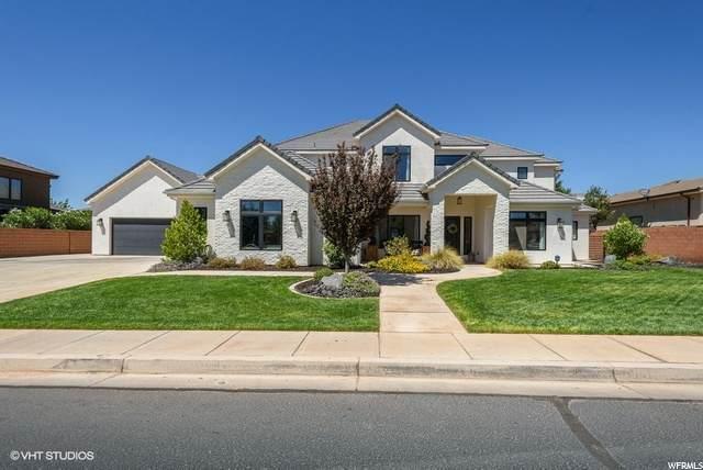 2489 E Crimson Ridge Dr, St. George, UT 84790 (#1693369) :: Big Key Real Estate