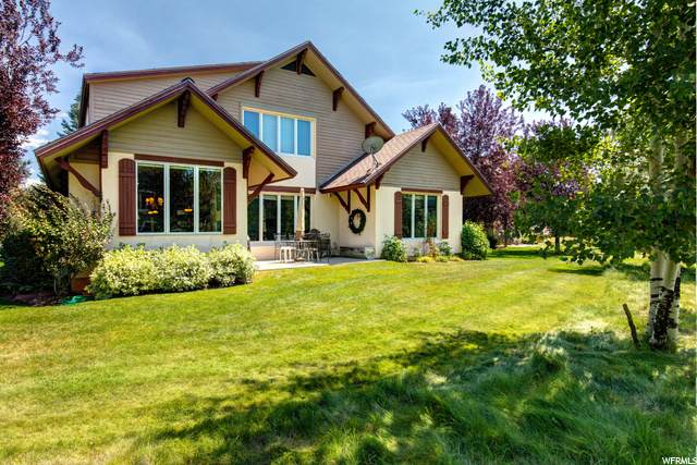 96 W Village Ct, Midway, UT 84049 (#1693370) :: Red Sign Team