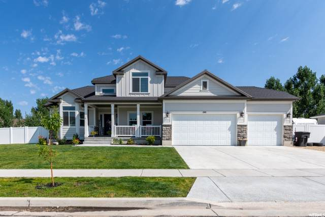 1141 E 400 S, Heber City, UT 84032 (#1693382) :: Colemere Realty Associates