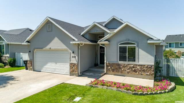 283 N Hammond Ln, Providence, UT 84332 (#1693385) :: Doxey Real Estate Group