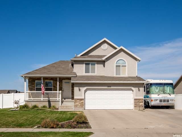 1353 N 2340 W, Clinton, UT 84015 (#1693394) :: Big Key Real Estate