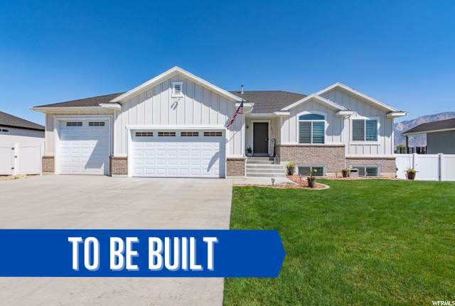 1277 N 5100 W, Plain City, UT 84404 (MLS #1693397) :: Lawson Real Estate Team - Engel & Völkers