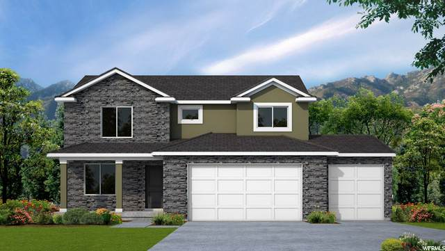 4173 W 920 S #223, Syracuse, UT 84075 (#1693402) :: Doxey Real Estate Group