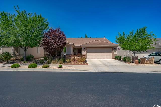 4522 Peaceful River Dr, St. George, UT 84790 (#1693412) :: Big Key Real Estate
