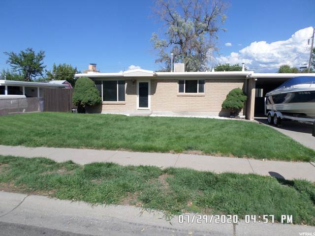 3331 S 2040 W, West Valley City, UT 84119 (#1693433) :: Colemere Realty Associates