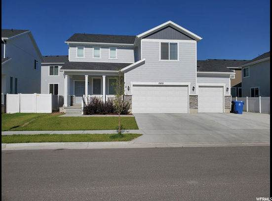 13032 S Acklins Dr, Herriman, UT 84096 (#1693469) :: Doxey Real Estate Group